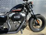 2011 Harley-Davidson XL1200X FORTY EIGHT Black