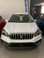 2020 Suzuki S-Cross Turbo JY Cool White Pearl