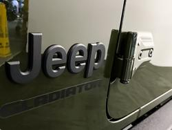 2021 Jeep Gladiator Rubicon JT MY21 4X4 On Demand Sarge Green