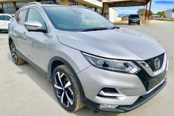 Nissan Qashqai TI