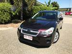 2013 Subaru Impreza 2.0i G4 MY13 Four Wheel Drive RED