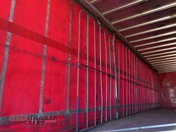 2007 Barker 22 Pallet Curtainsider