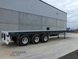 2019 Maxitrans 44FT 22 Pallet Flat Top
